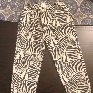 Toddler girl zebra 🦓 pants